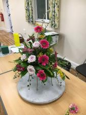 Flower Arranging Club 6.30 pm to 9.00 pm