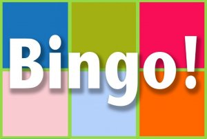 Bingo doors open 7.00pm eyes down 7.30pm