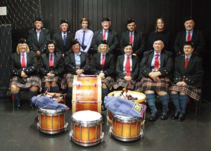 Retford and District Pipes and Drums 7.00 to 9.00pm