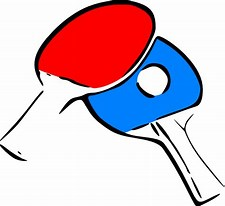 Table Tennis Match 7.00 to 9.00pm